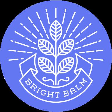 Bright Balm Logo