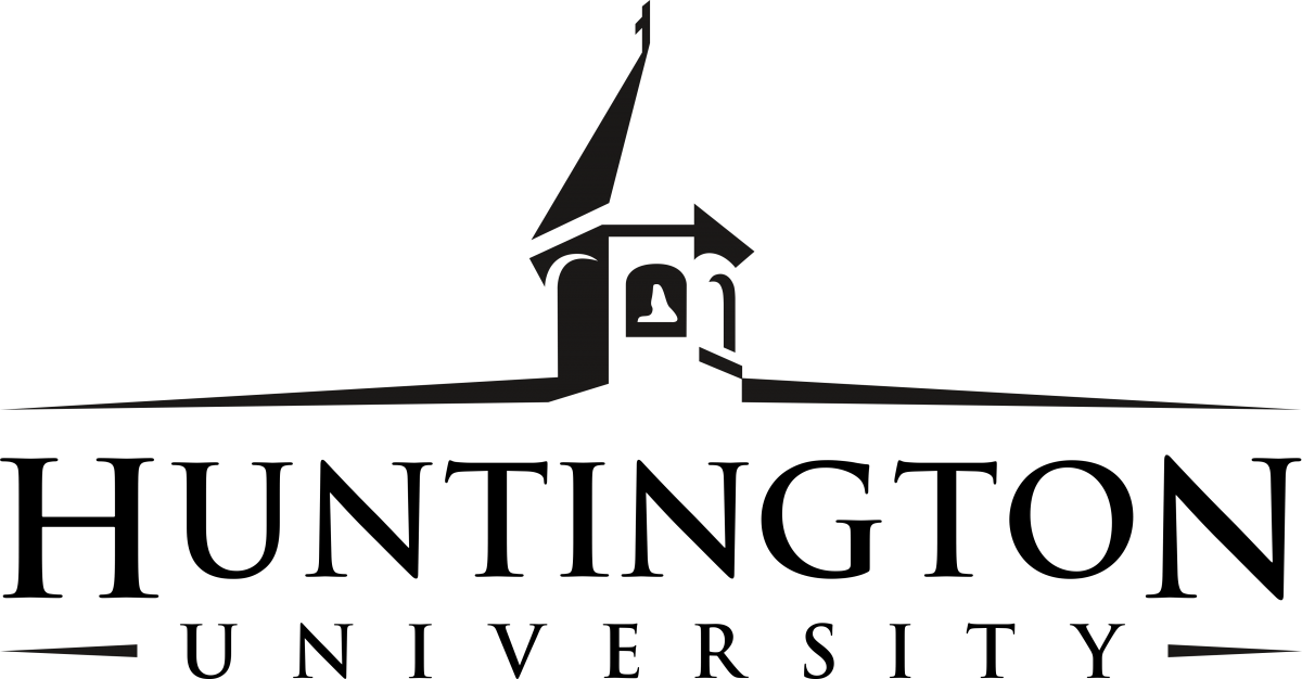 Huntington University Logo - May take you to Huntington University website upon clicking
