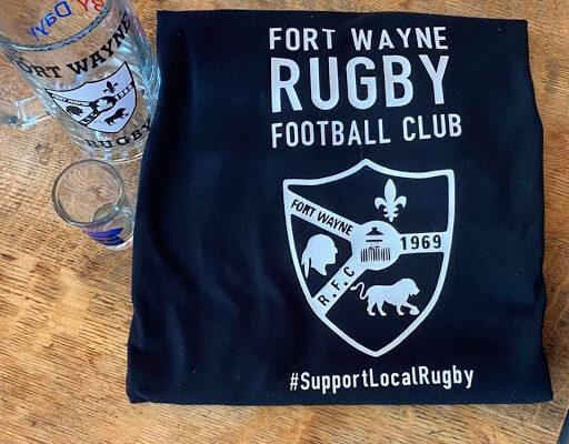 Fort Wayne Rugby Football Club t-shirt